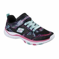 Skechers Trainer Lite Girls Sneakers - Little Kids/Big Kids