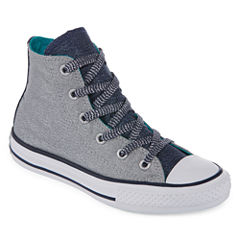 Converse Chuck Taylor All Star Shine And Shimmer Girls Sneakers