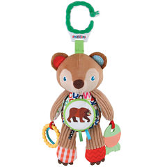 Kids Preferred Eric Carle Brown Bear Interactive Toy - Unisex