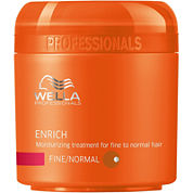 Wella® Enrich Moisturizing Treatment - Fine to Normal - 5.1 oz.