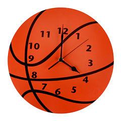Trend Lab® Little MVP Basketball Wall Clock