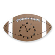 Trend Lab® Football Wall Clock