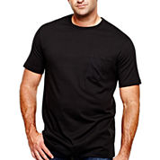 The Foundry Big & Tall Supply Co.™ Solid Pocket Tee