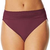 Warner's No Pinching, No Problems. High-Cut Lace Panties - 5109