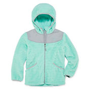 Vertical 9 Comfy Fleece Jacket - Preschool Girls 4-6x