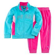Puma® Tricot Track Set - Toddler Girls 2t-4t