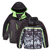 Zeroxposur® Systems 3-in-1 Jacket - Preschool Boys 4-7