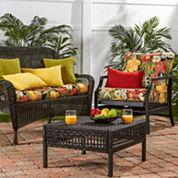 Outdoor Deep Seat Cushion Set