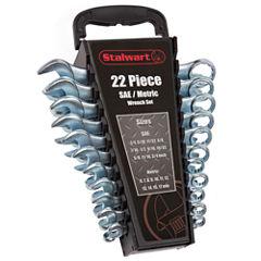 Stalwart Wrench Set