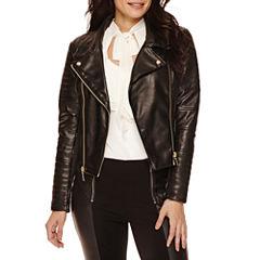 Bisou Bisou® Multi-Zip Moto Jacket