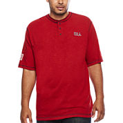 Lee® Short-Sleeve USA Henley Tee