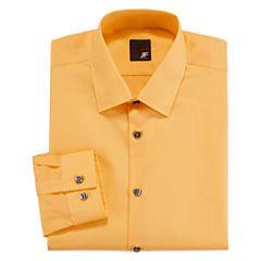 JF J. Ferrar® Easy-Care Solid Dress Shirt - Big & Tall
