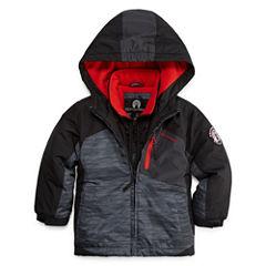 Weatherproof Heavyweight Vestee Jacket - Toddler Boys