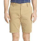 Arrow® Flat-Front Vintage Chino Shorts