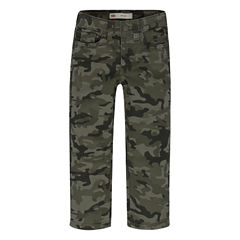 Levi's® Slim-Fit 5-Pocket Knit Jeans - Toddler Boys 2t-4t
