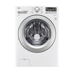 LG 4.5 cu.ft. Ultra-Large Capacity Front- Load Washer with Coldwash™ Technology