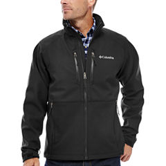 Columbia® Get A Grip™ Midweight Softshell Jacket