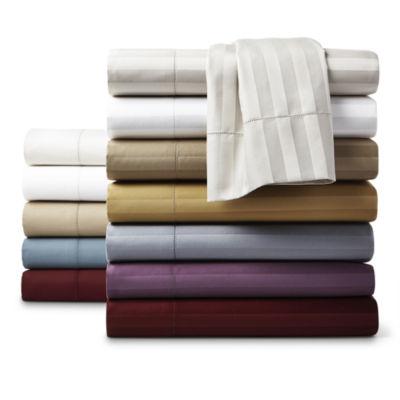 royal velvet 500tc wrinklefree damask sheet set