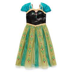 Disney Collection Anna Coronation Costume - Girls 2-10