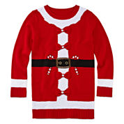 Total Girl® Christmas Tunic - Girls 7-16 and Plus