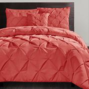 VCNY 4-pc. Reversible Comforter Set