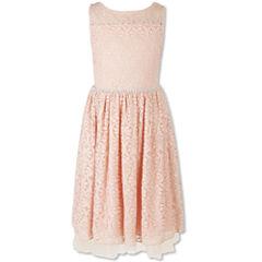 Speechless Sleeveless Party Dress - Girls' Plus