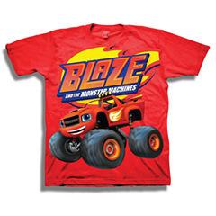 Short Sleeve T-Shirt-Preschool Boys