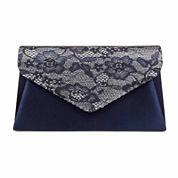 Gunne Sax® Lily Lace Envelope Clutch