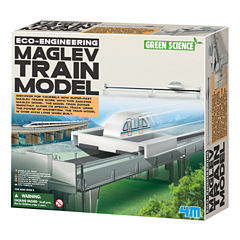 4m Maglev Train Model Electronic Learning