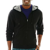 Xersion™ Long-Sleeve Classic Full-Zip Hoodie