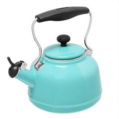 Chantal® 1.7-qt. Enamel-On-Steel Vintage Teakettle