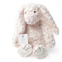 Rosette Bunny Ivory