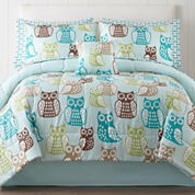JCPenney Home™ Owl Comforter Set & Accessories