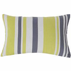 Kensie Etta Rectangular Throw Pillow