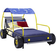 Boy's Dune Buggy Twin Bed