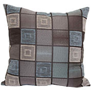 Windowpane Decorative Pillow