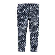 OshKosh B'gosh® TLC Heart-Print Leggings - Toddler Girls 2t-5t