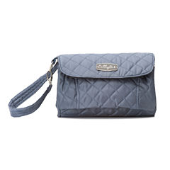 LillyBit Quilted Cluthc Diaper Bag