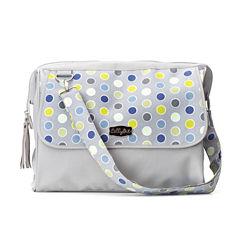 LillyBit Polka Dot Diaper Bag