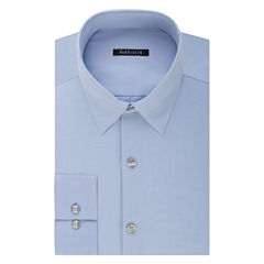 Van Heusen Chrome Slim-Fit Long Sleeve Dress Shirt
