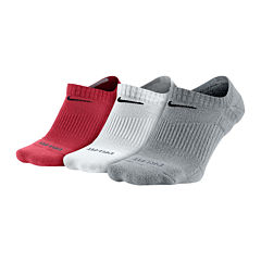 Nike® 3-pk. Dri-FIT No-Show Socks