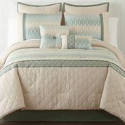 Cadence 6-pc. Comforter Set & Accessories