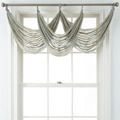 Liz Claiborne® Giselle Floral Waterfall Valance