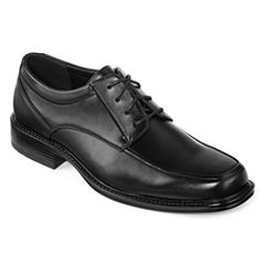 Stafford® Fink Mens Moc-Toe Dress Oxford Shoes