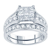 wedding ring sets bridal jcpenney wedding ring sets - Jcpenney Jewelry Wedding Rings