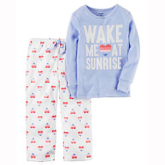 Carter's 2-pc. Pajama Set Girls