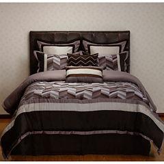 Options:32™ Jonathan 8-pc. Reversible Comforter Set