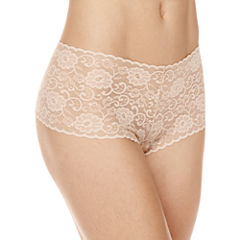 Ambrielle® Lace Galloon Cheeky Panties