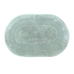 Gracious Reversible Oval Bath Rug Collection