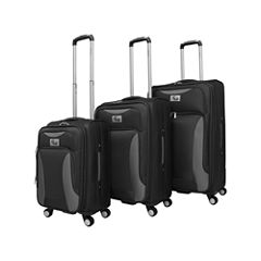 Chariot Travelware Bari 3-pc. Luggage Set